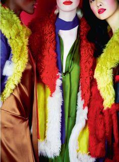 Colors, fashion