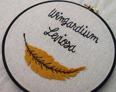"""Résultat de recherche d'images pour """"harry potter embroidery"""""""