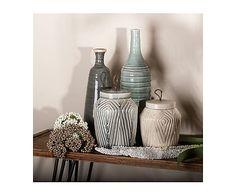 Tarro de cerámica II - crema