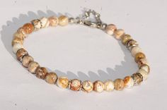 Bracelet de cheville/ Bijoux de cheville/ pierre de Gemmes Ankle Jewelry, Anklet, Agate, Beaded Bracelets, Gemstones, Chain, Metal, Rings, Beach Jewelry