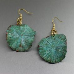 Cool and Trendy Designer Copper Jewelry in Los Angeles - Many copper jewelry designs can be seen walking down the Los Angeles fashion runways this season.