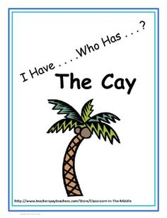 The Cay Questions and Answers - eNotes.com