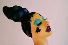 Makeup Month One: #Draguary – Life With Maria #IMPKID #CLUBKID #DRAG #MAKEUP #BUGMAKEUP #insects