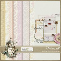 "4 Guest Digital Scrapbook Freebies from Anita Designs            Find More Guest Freebies HERE.     FOLLOW OUR ""FREE DIGITAL SCRAPBOOK"" BO..."