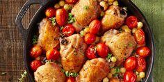 Si ya estas cansado de tener que pasar horas en la cocina revisa nuestras recetas de cocina fáciles con ingrediente principal el pollo.