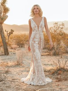 Shop Maggie Sottero Wedding Dresses and find the perfect dress for your big day! Choose from popular bridal styles for any body type like Full length gowns, Lace, Sweetheart and Backless! Backless Lace Wedding Dress, Colored Wedding Dress, Perfect Wedding Dress, Bridal Wedding Dresses, Boho Wedding, Vestidos Boutique, Boutique Dresses, Wedding Dress Boutiques, Designer Wedding Gowns
