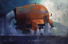 Fire: Cleaning the Ducts, by John Harris