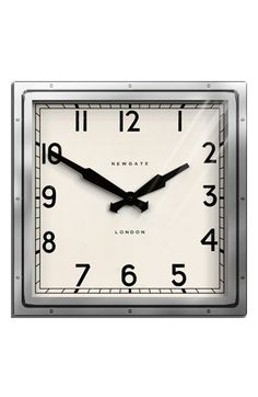 NEWGATE 'Quad' Wall Clock available at #Nordstrom