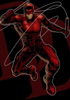 herochan:  Daredevil 3.0Created by Terry Huddleston || FB