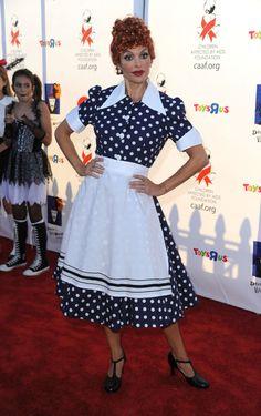 Women's Halloween Costumes: Creative, Not Slutty Ideas For 2011 (PHOTOS)