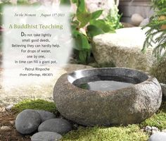 """Buddhist Teaching from Patrul Rinpoche. From """"Offerings,"""" item BK307, dharmacrafts.com. #dharmacrafts"""