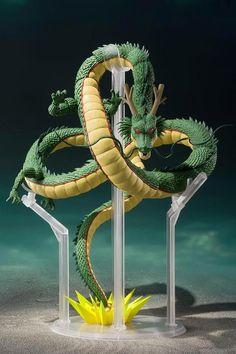 Figurine Dragon Ball Z Shenron - SH Figuarts Dragon Ball Z, Fire Dragon, Sheng Long, Vinyl Figures, Action Figures, Figuarts, Figurine Dragon, Manga Anime, Toy Garage