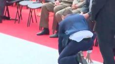 Presidente electo de Polonia resguarda hostia que cayó al suelo en Corpus Christi