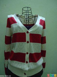 áo len đỏ trắng,...