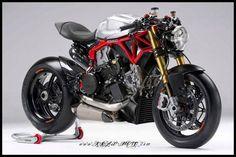Twitter / atMOTORI: #Ducati Panigale Pierobon naked: ...