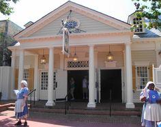 Walt Disney World - Magic Kingdom - Liberty Tree Tavern