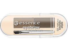 kit estilista de sobrancelhas 02 natural blonde style - essence cosmetics