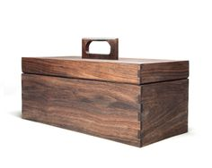 Tropical Walnut Tool Box
