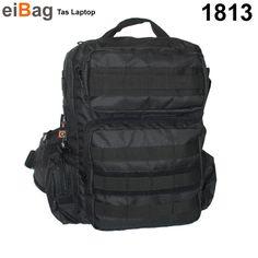 Tas Laptop EIBAG 1813 (12 INCH) adalah model slingbag yang hanya mempunyai 1 tali pundakan dengan kapasitas bisa untuk membawa laptop 12 INCH. merupakan produk dari EIBAG Bandung yang sudah dikenal sebagai produk tas murah berkualitas. Tas laptop ini terbuatd ari bahan cordura.