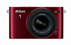 Black Friday Nikon 1 J3 Red