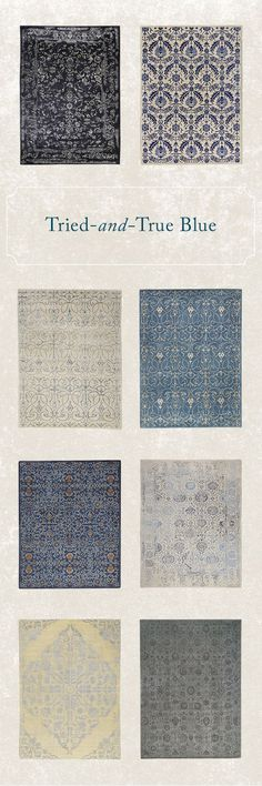 If you're looking for a way to add pattern, color, or texture to your space, the answer could be right under your feet. Shop Birch Lane's selection of rugs to find the perfect option and unroll a whole new look. Don't forget: orders $49 and over always ship free.: