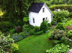 Очаровательные сельские коттеджи - Дизайн интерьеров   Идеи вашего дома   Lodgers