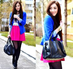 Wanna be my Valentine? (by Rebekah Wing) http://lookbook.nu/look/4576773-Wanna-be-my-Valentine