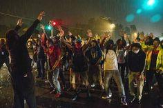 "Amnesty International Takes ""Unprecedented"" U.S. Action In Ferguson"