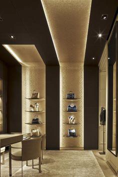 Project: Fendi Montenapoleone Store - Curiosity Inc.
