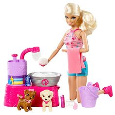 Discover the best selection of Barbie items at the official Barbie website. Shop for the latest Barbie toys, dolls, playsets, accessories and more today! Mattel Barbie, Barbie 2013, Mattel Shop, Barbie Doll Set, Doll Clothes Barbie, Barbie And Ken, Ag Dolls, Toys For Girls, Kids Toys