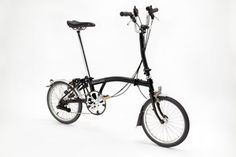 Brompton folding bike. It's what I have on the boat.  Great ride. And I say that as someone who really likes his road bike.