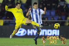 Prediksi Villarreal vs Real Sociedad 17 Januari 2014