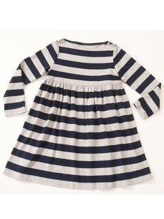 3f87d1620 Burda Style Girls Striped Dress Pattern Doll Dress Patterns, Baby Girl  Dress Patterns, Sewing