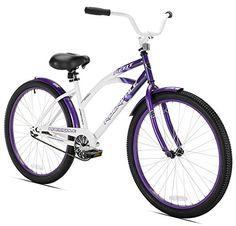 Kent Rockvale Women's Cruiser Bike, 26-Inch http://coolbike.us/product/kent-rockvale-womens-cruiser-bike-26-inch/