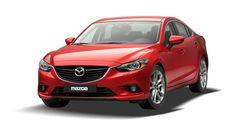 Mazda6 Sedan – športový sedan s nízkou spotrebou paliva