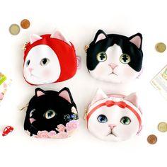 Kitty Handy Coin Purse
