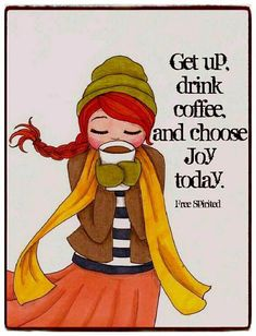 Good Morning, it's a rainy one here but that's OK there is lots to do inside! I am praying for you and yours this morning, praying y'all can find JOY in this day! Happy Coffee, Coffee Talk, Coffee Is Life, I Love Coffee, Coffee Break, Coffee Girl, Coffee Coffee, Coffee Lovers, Coffee Quotes