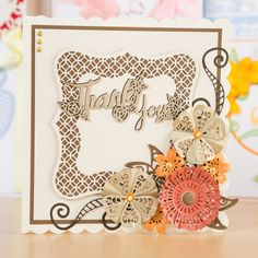Tonic Beautiful Blooms Die Bundle - Includes 6 Die Collections (369021) | Create and Craft Tonic Cards, Create And Craft, Decorative Plates, Projects To Try, Card Making, Bloom, Crafty, Frame, Floral