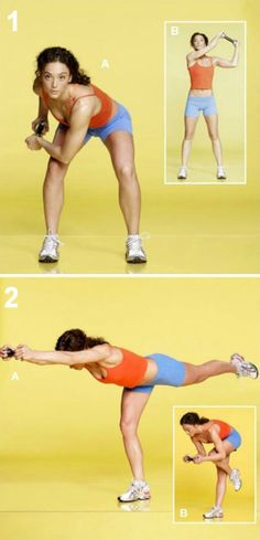 2 Simple Workout for Flat Abs