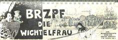 BRZPF die Wichtelfrau : eine Bildergeschichte rund ums Basler Münster by Regula Hess | LibraryThing