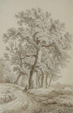 Antonín MÁNES | Patrik Šimon Galerie Doodle, Trees, Snow, Outdoor, Pencil, Draw, Scribble, Outdoors, Outdoor Games