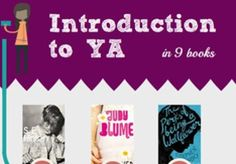 Intro to YA in 9 books
