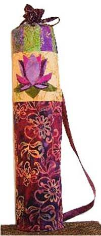 Yoga mat patterns | pattern virginia robertson designs product 13 13 yoga bag pattern