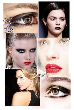 BEAUTY INSPIRATION Beauty: 10 make-up trends for Fall/Winter 2016-2017