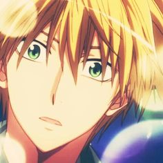 I wish when I will finally have usui as my first boyfriend