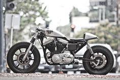 Harley Sportster by Headcase Kustom