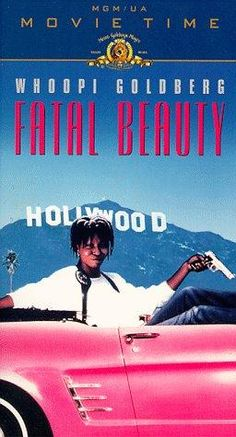 """Fatal Beauty (1987) Directed by Tom Holland.  With Whoopi Goldberg, Sam Elliott, Rubén Blades, Harris Yulin. Rita Rizzoli is a narcotics police officer with a plethora of disguises. When a drug shipment is hijacked, the thieves don't know that the drug is unusually pure and packs of """"Fatal Beauty"""" begin turning up next to too many dead bodies."""