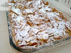 Greek Desserts, Greek Recipes, Sweets Recipes, Cookie Recipes, Baklava Recipe, Frozen Yogurt, Food To Make, Deserts, Food And Drink