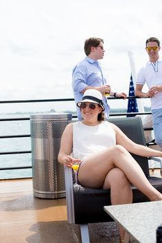 Aboard The Odyssey Ii By Kelly In The City