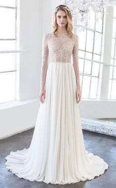 Courtesy of Winnie Couture wedding dresses; www.winniecouture.com #weddingdress